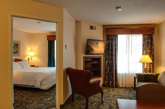 GrandStay Residential Suites Hotel Madison: 1 Bedroom Suite