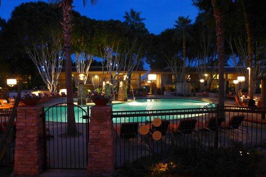 The Scott Resort & Spa: Inner Courtyard