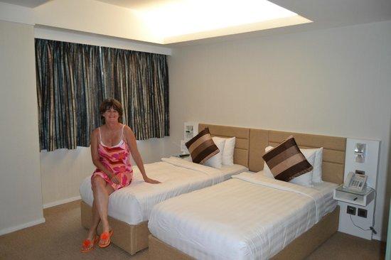 Hotel LBP: Twin Room