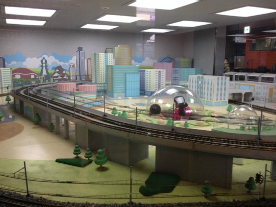 Modern Transportation Museum: Children.