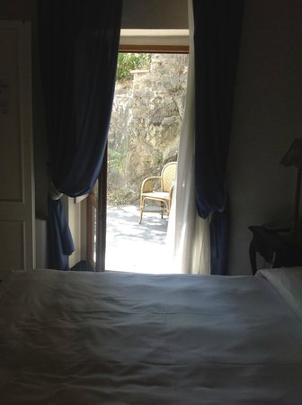 FH Villa Fiesole Hotel: The private ground floor rooms