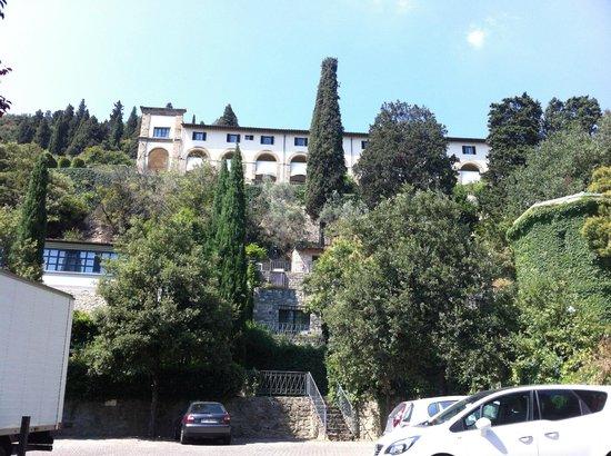 FH Villa Fiesole Hotel : Villa Fiesole