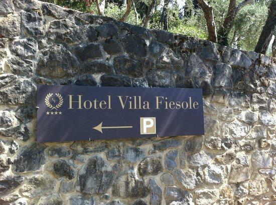 FH Villa Fiesole Hotel: Villa Fiesole