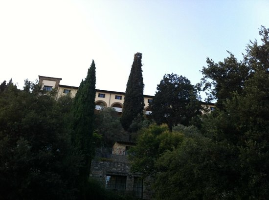 FH Villa Fiesole Hotel : View of the hotel
