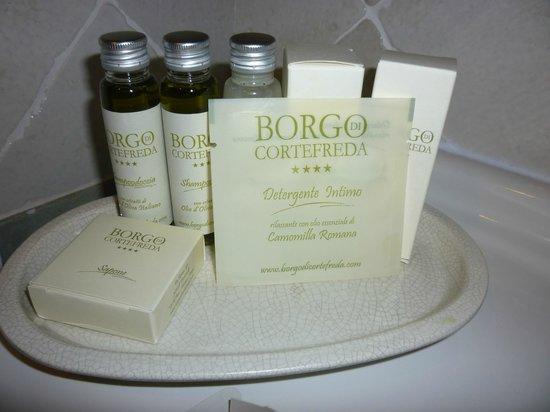 Hotel Borgo Di Cortefreda Relais : bagno