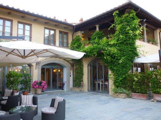 Hotel Borgo Di Cortefreda Relais: hotel