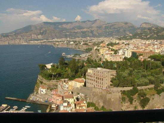 Hotel Bristol: View from Junior Suite