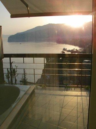 Hotel Bristol: Sunrise view from Junior Suite
