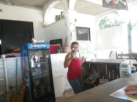 Tita's Pink Seahorse Bar: Tita