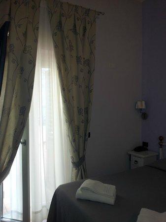 Hotel Ferrucci : tende