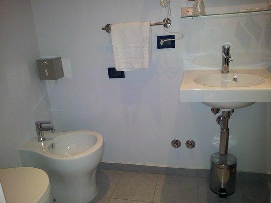 Hotel Ferrucci : bagno