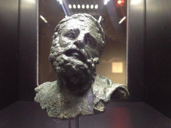 Museo Archeologico Regionale: Typical piece   Roman