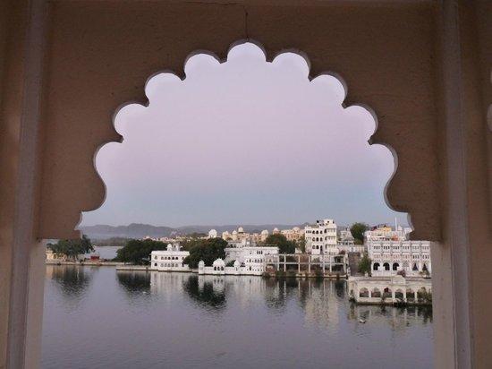 Raj Niwas Hotel : lever de soleil