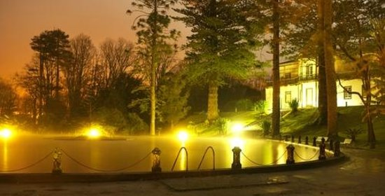 Terra Nostra Garden Hotel: Thermal Pool In The Terra Nostra Garden To Which  You Have Design Inspirations