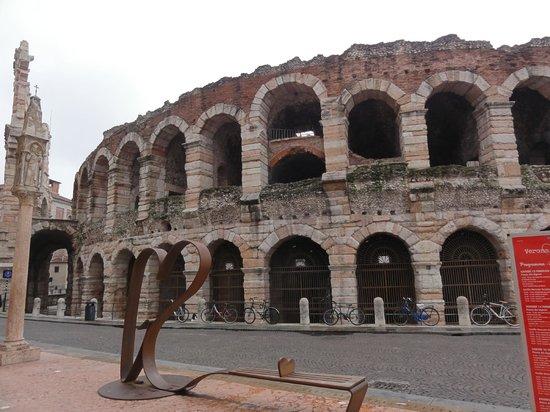 Hotel Milano: Coliseo Arena Verona - Lo tienes a 50 metros