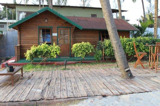 Micasa Beach Resort: Отдельно стоящий 2-комнатный дом