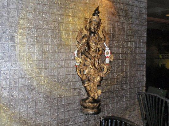 Kinnaree Gourmet Thai Restaurant & Bar: Kinnaree decoration