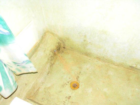 Riad Ida Ou Balou : nog meer schimmel