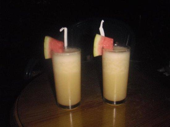 ClubHotel Riu Bachata: doctor funk drink...yum