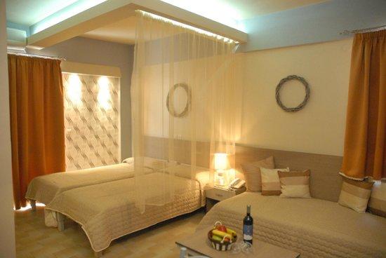 Takis Hotel : Σουίτα 1 Υπνοδωματιου