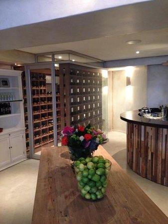 Il localinos wine cellar