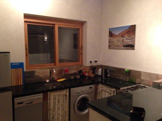 Red C Villas: Villa kitchen