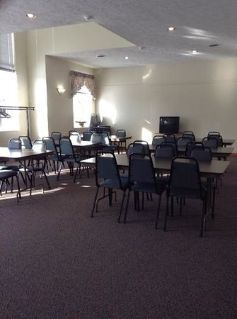 Cedarville Lodge: conference room