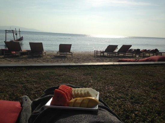 The COAST Resort - Koh Phangan : view