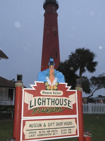 Ponce de Leon Inlet Lighthouse & Museum: Welcome