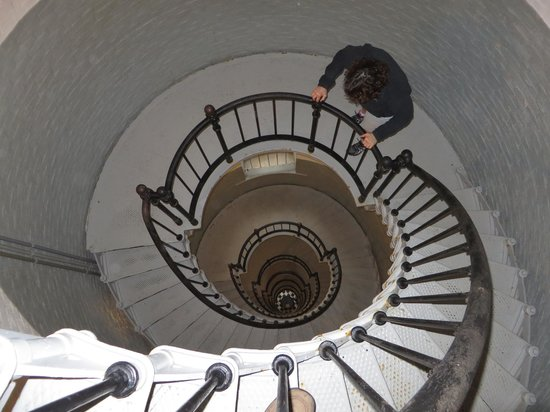 Ponce de Leon Inlet Lighthouse & Museum: Be thankful for the landings !