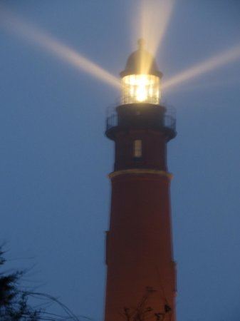 Ponce de Leon Inlet Lighthouse & Museum: If you were a ship . . .
