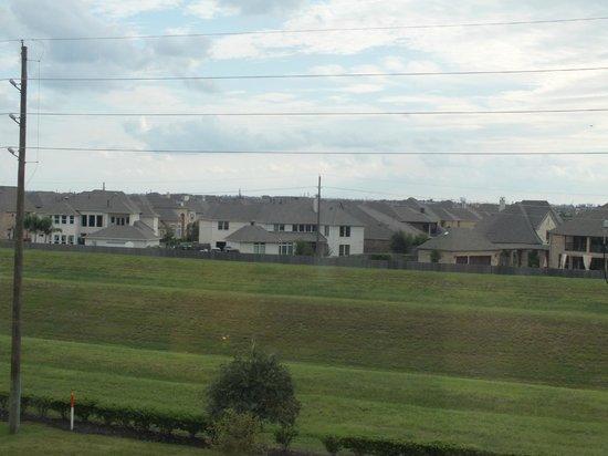 Hilton Garden Inn Houston / Sugar Land: View from room