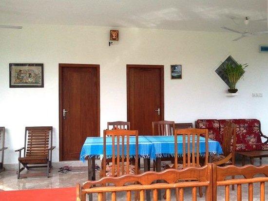 Blue Horizon Hotel: Dinning Area