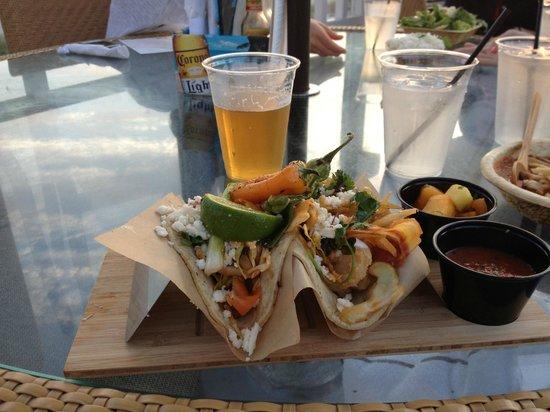Hotel del Coronado: Fish Tacos