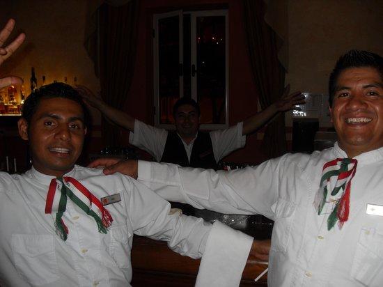 Excellence Riviera Cancun : Wonderful staff