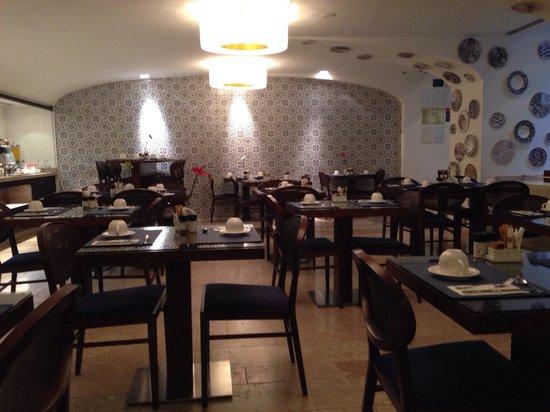 Vincci Baixa : Salle petit déj
