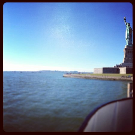 Liberty State Park: Statue of Liberty