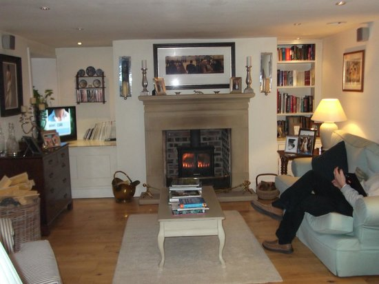 Redfoot Lea Bed and Breakfast: Cosy sitting room