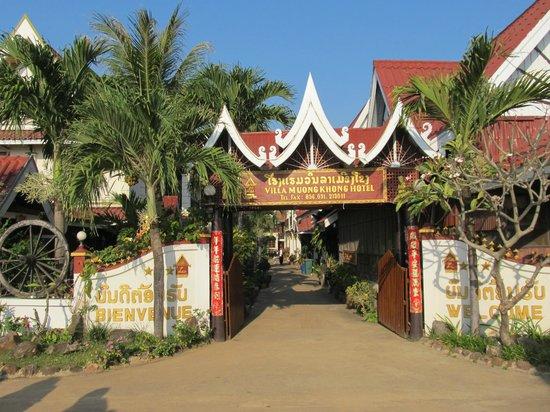Villa Muong Khong Hotel