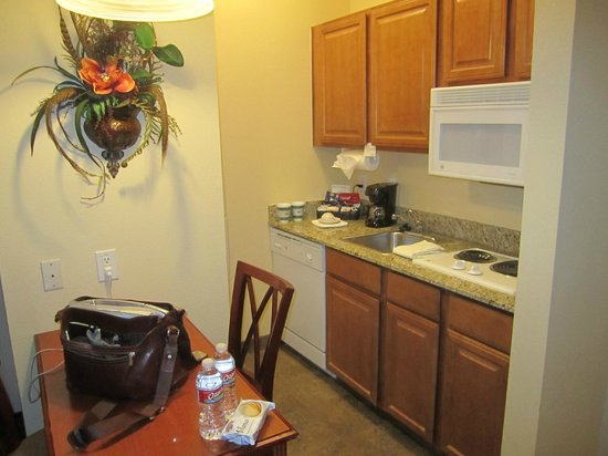 Homewood Suites by Hilton HOU Intercontinental Airport: My room 316