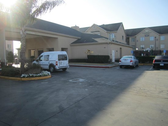 Homewood Suites by Hilton HOU Intercontinental Airport: Hotel front