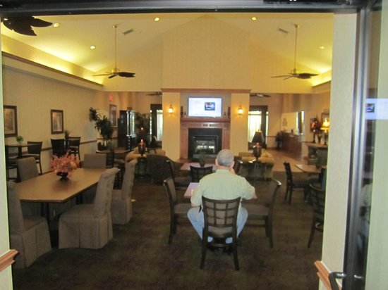 Homewood Suites by Hilton HOU Intercontinental Airport: Lobby