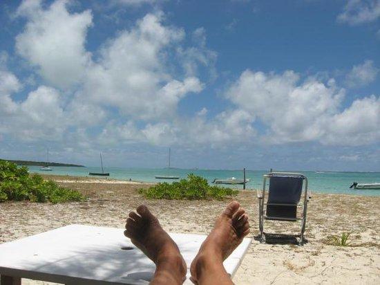 Noix de Coco: plage