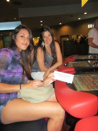Casino at Luxor Las Vegas : PREMIO