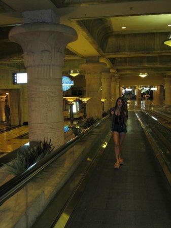 Casino at Luxor Las Vegas : =)