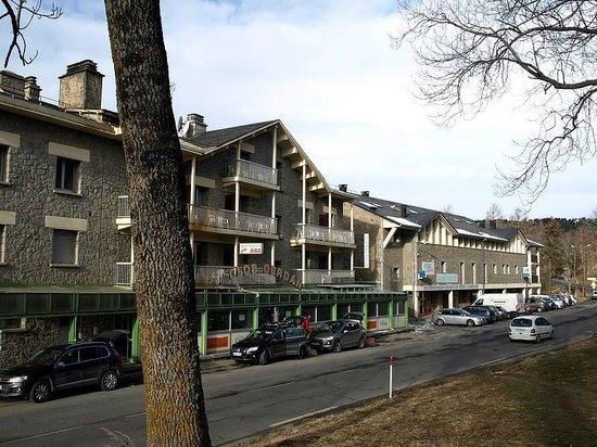 Le Clos Cerdan: Das Hotel