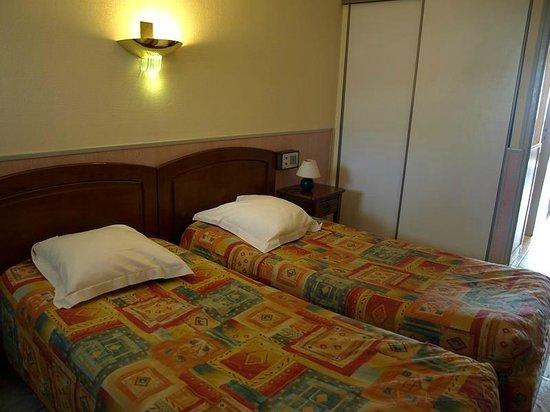 Le Clos Cerdan: Schlafzimmer
