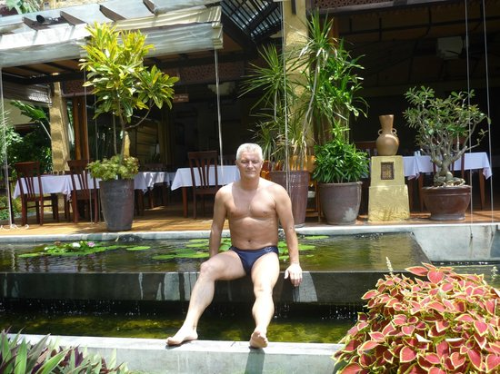 Bamboo Village Beach Resort & Spa: Ресторан отеля