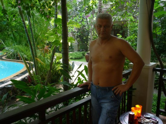 Bamboo Village Beach Resort & Spa: Ви из номера