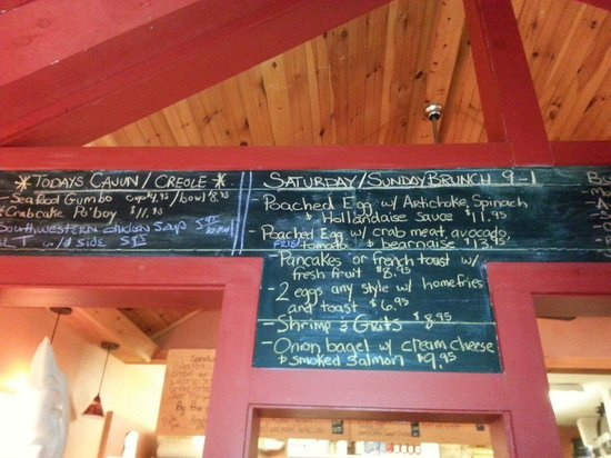 When Pigs Fly Southern BBQ : Menu